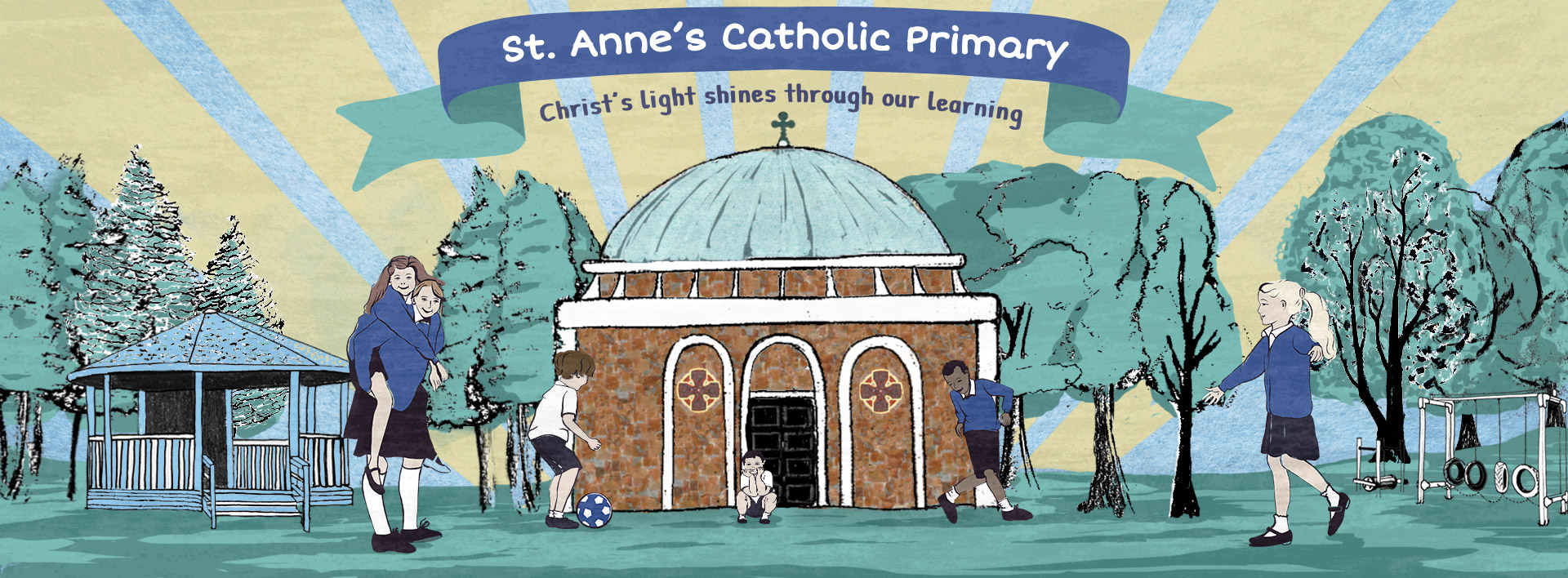 St Anne's Catholic Primary, Wrexham